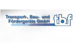 Transport-, Bau- und Fördergeräte GmbH tbf